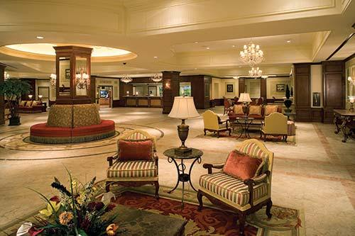 MARRIOTT GRAND CHATEU FOR 4 PEOPLE.