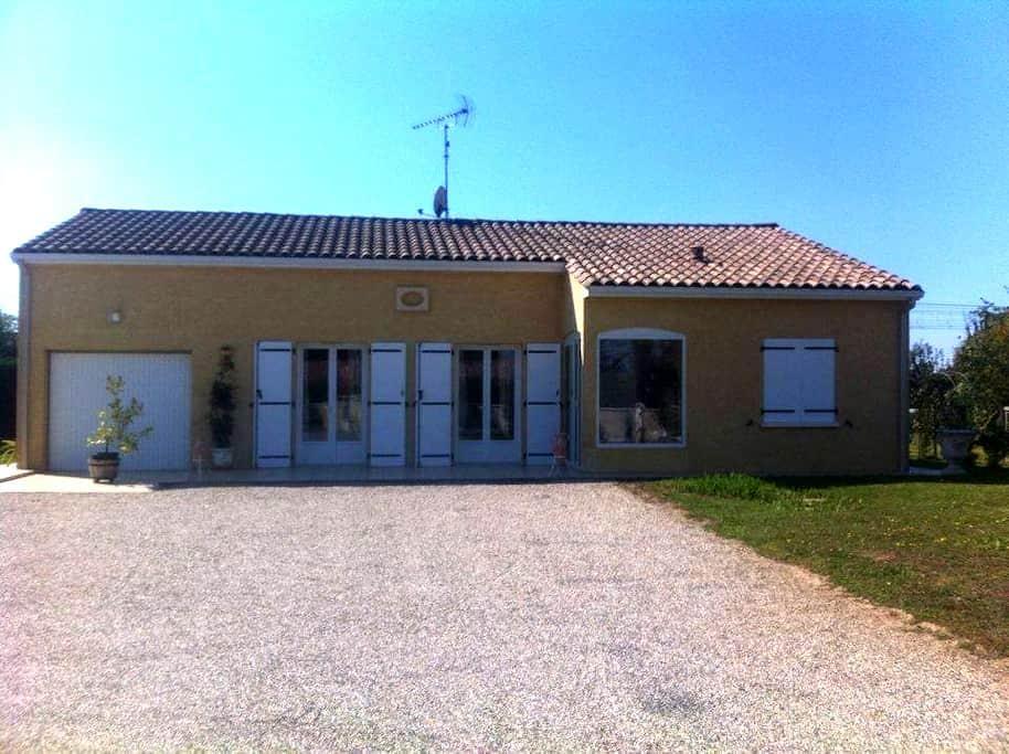 Maison familiale - Marmande - House