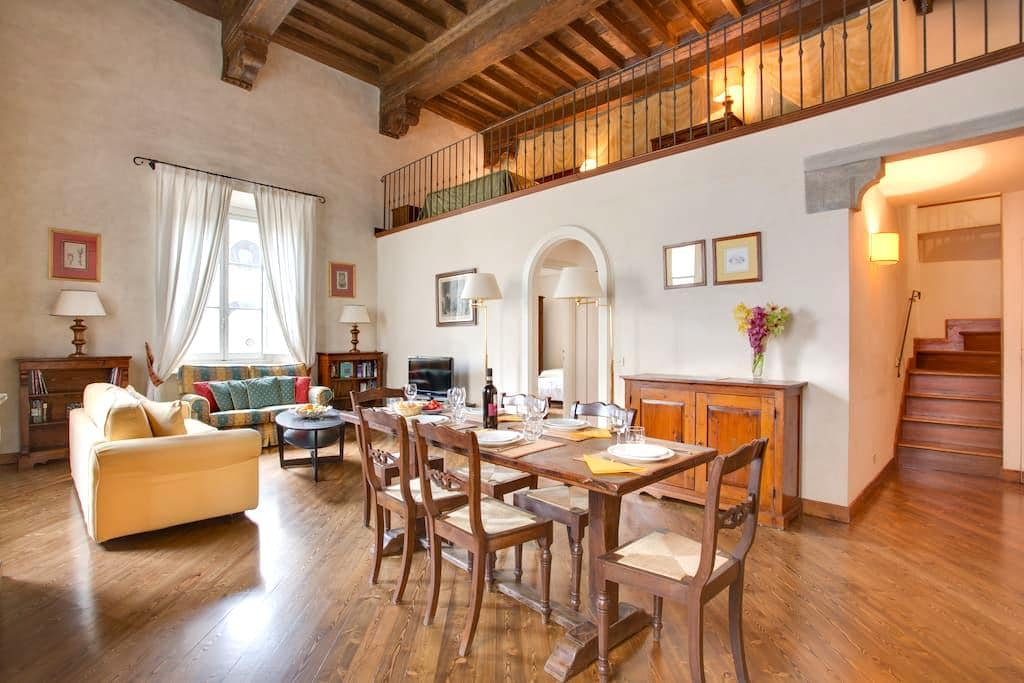 Palazzo Salviati-Santa Croce - Firenze - Huoneisto