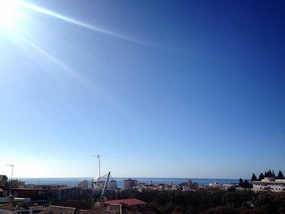 Marbella center, Views, Salty Pool