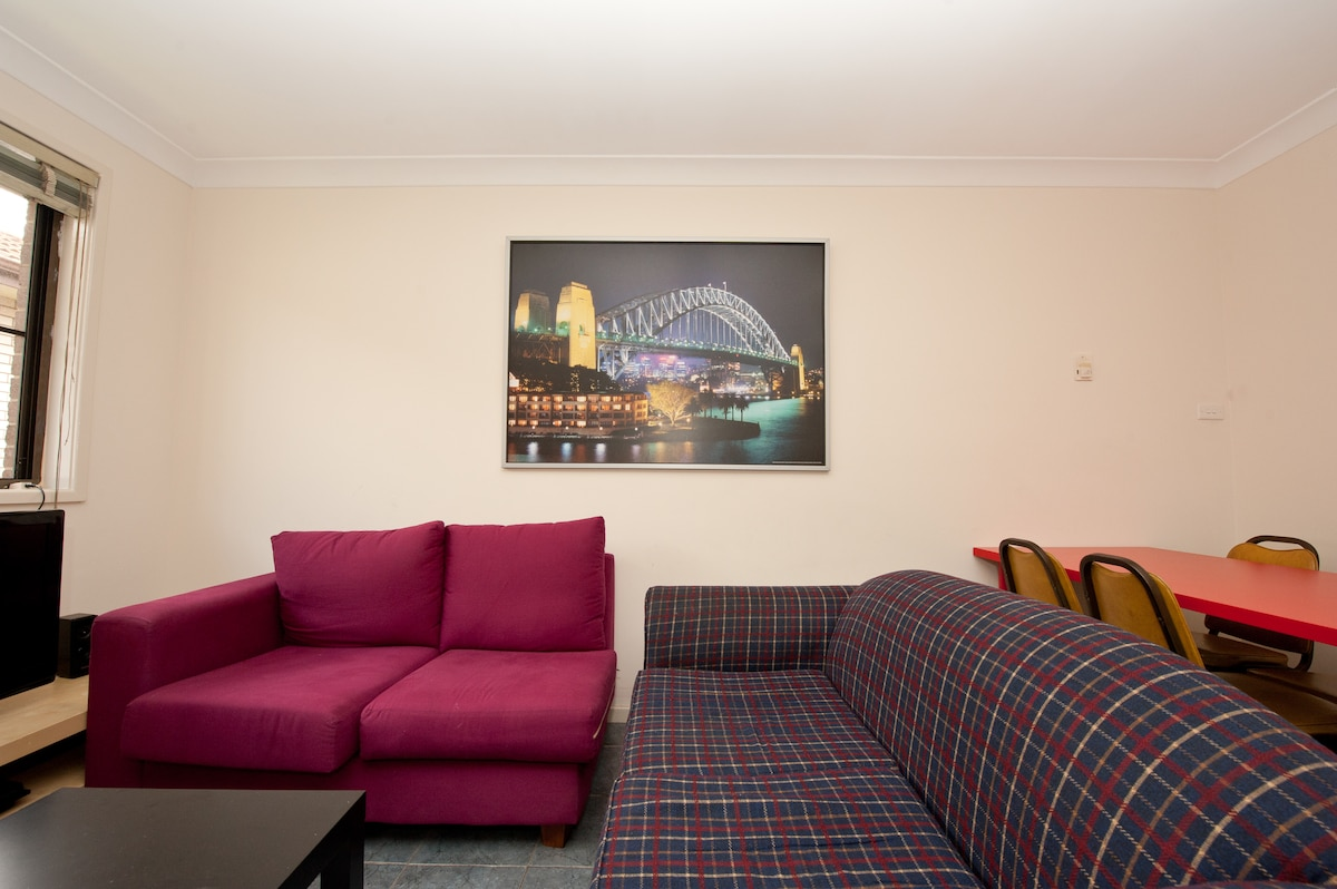 Campsie Guesthouse Upstairs Room #1