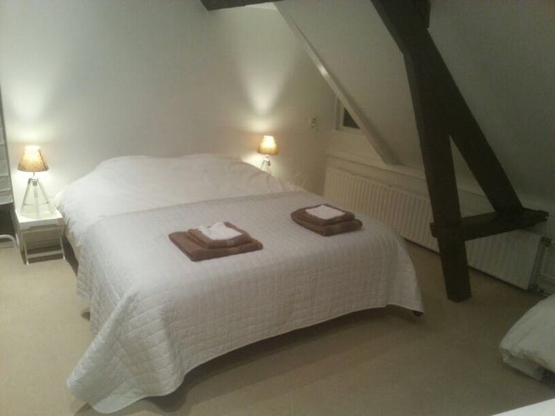 2nd floor bedroom, for 3-4 persons