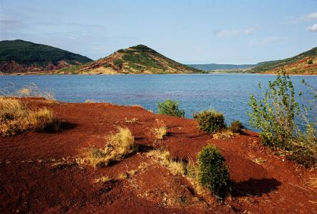 Gîte calme à 5mn du lac du Salagou