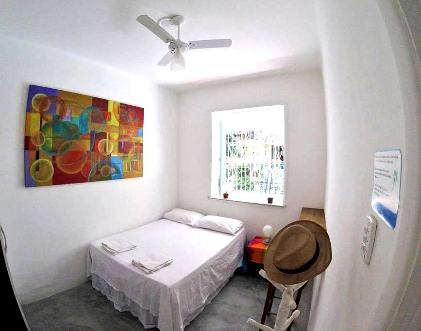 Welcome to The Bike House - double room I - Rio de Janeiro - House