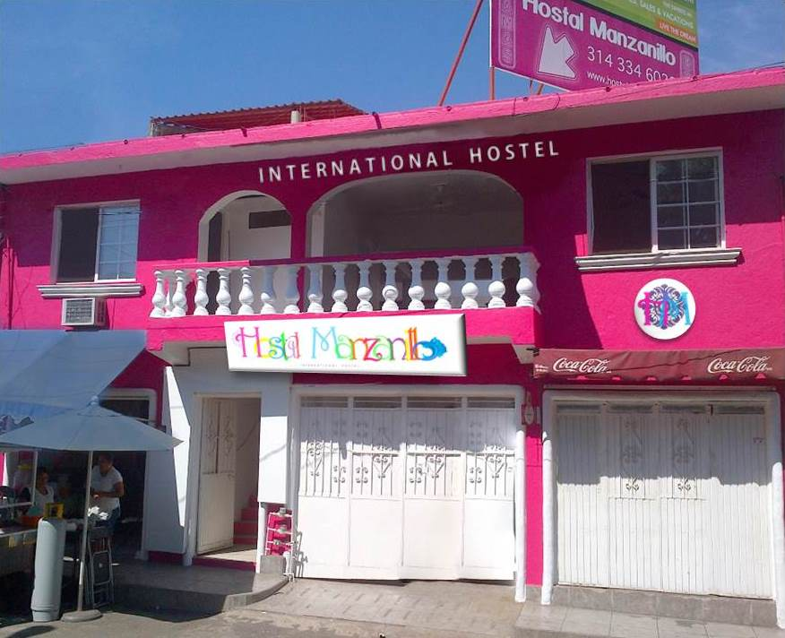 Hostel Accommodation in Manzanillo