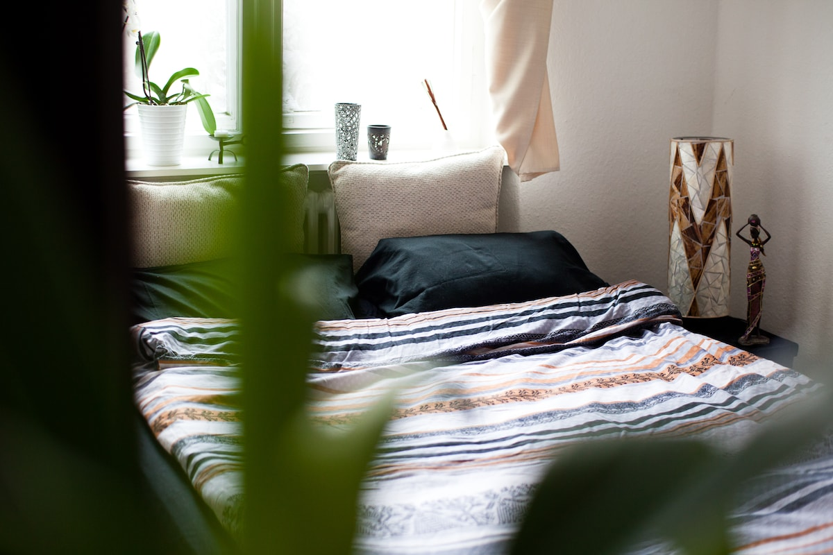 Bright room in beautiful apartment!