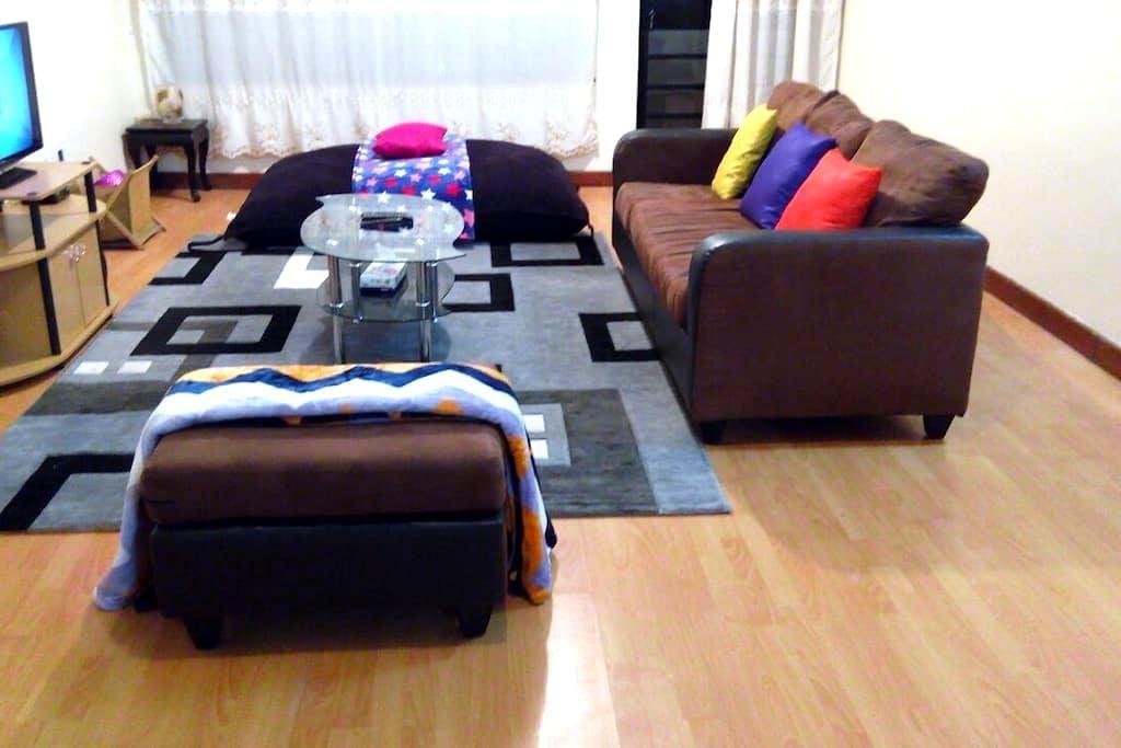 Ensuite room in a secure neighborhood - Nairobi - Apartament