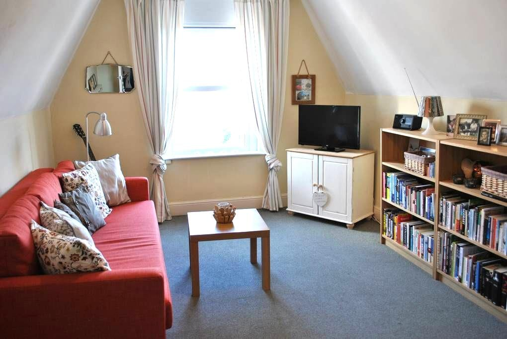Cute and Cosy Loft Room in Central Southsea - Portsmouth - Apartemen
