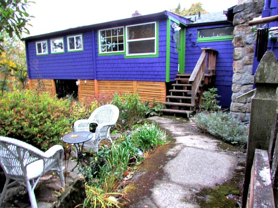 Fairhaven Garden Suite - Bellingham - Lägenhet