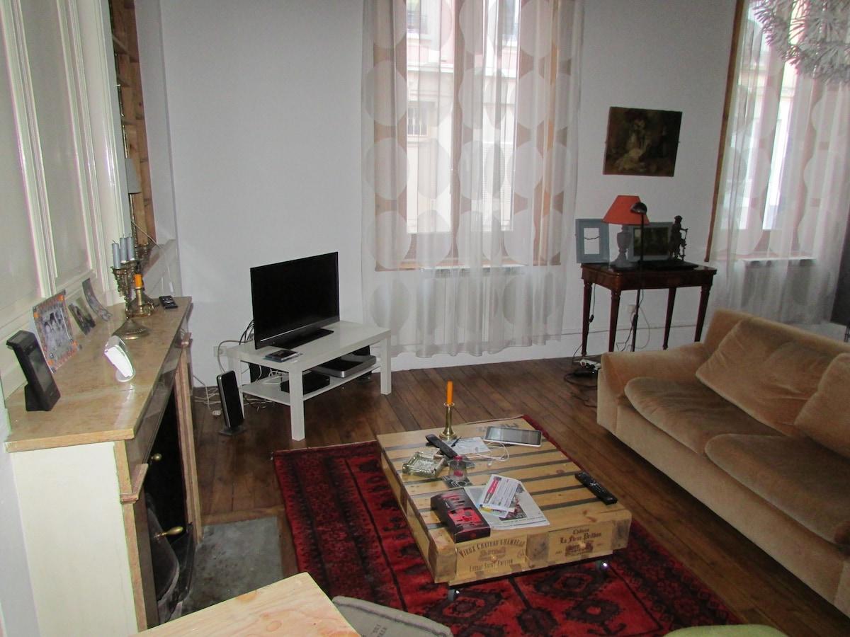 85m² Atypique proche centre Lyon