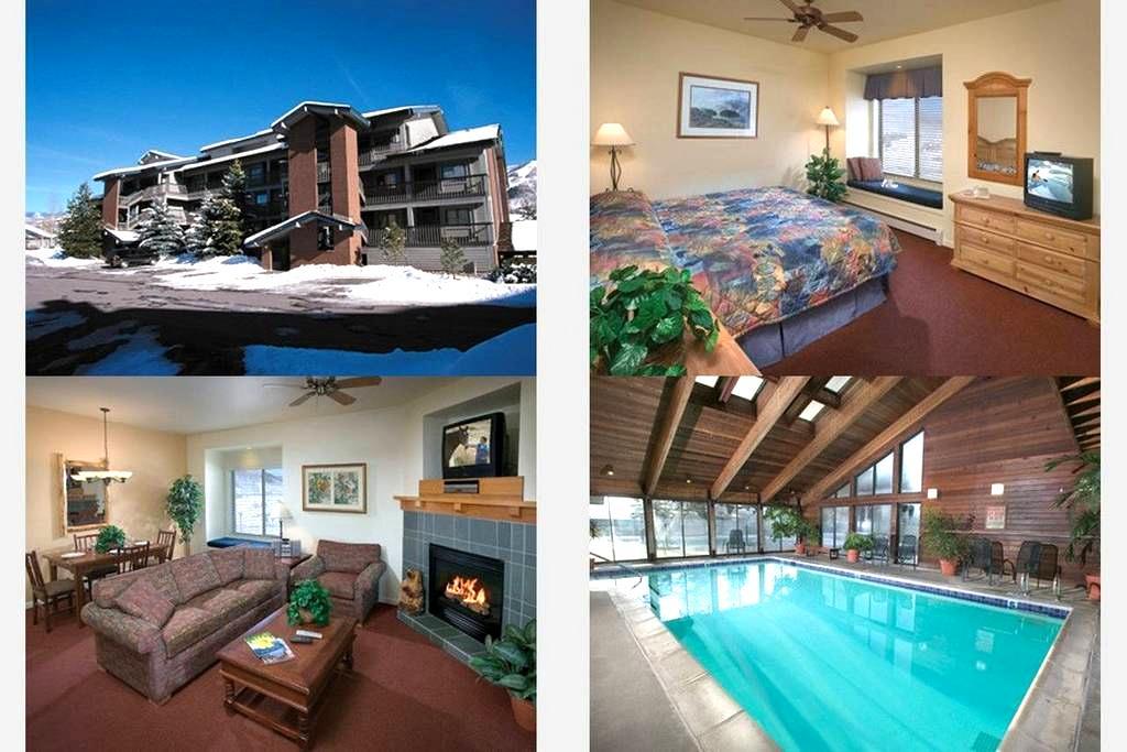 1 Bed Wyndham Steamboat Springs - Steamboat Springs - Apartment