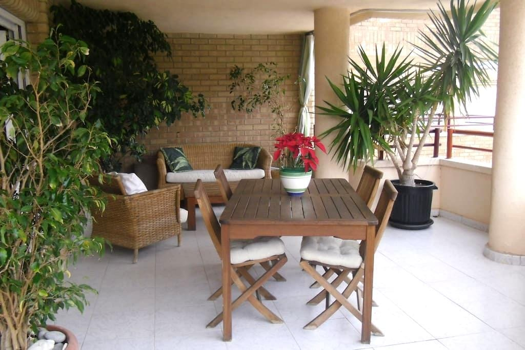 Cozy flat closed to the best beach - Benicasim - Byt