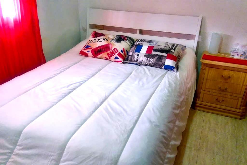 Apartamento 55 M2,1 Habitación,Cerca de Atocha. - Madrid - Appartement
