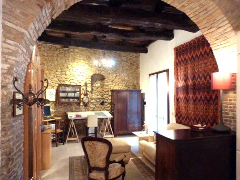 Le Scalette (studio apartment)  - Bocchignano