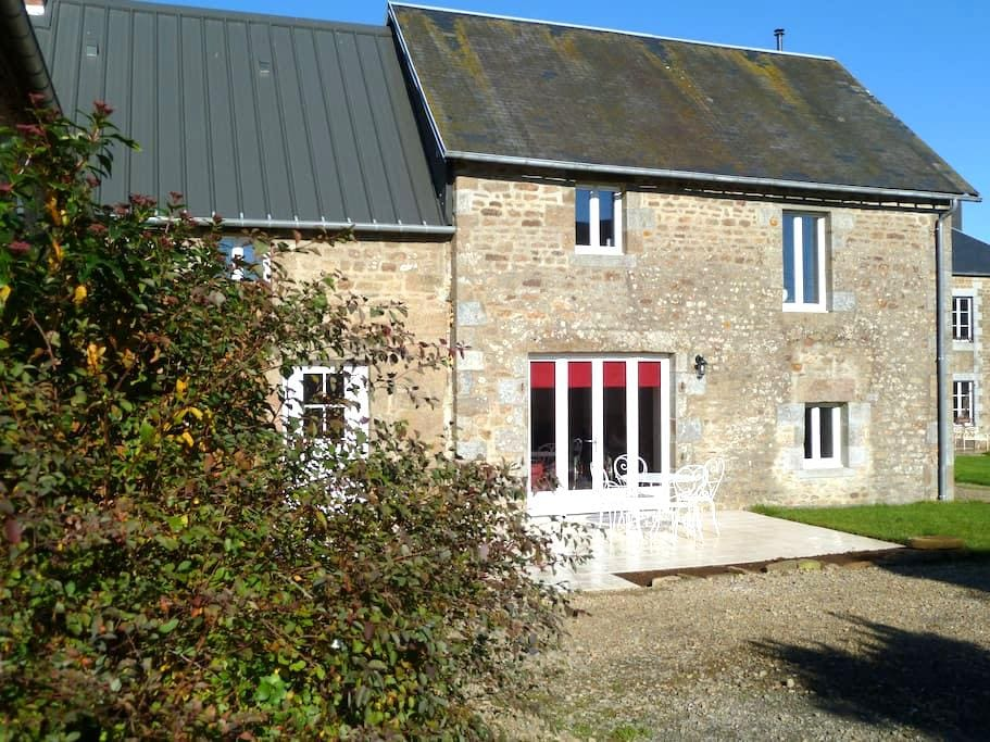 Holiday home in rural Normandy - Champ-du-Boult