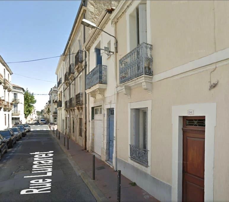 Montpellier Loft Duplex Terrace - Montpellier - Loft