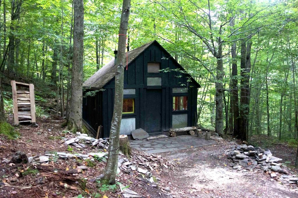 Writer's Cabin in the Woods - Walton - Chalet