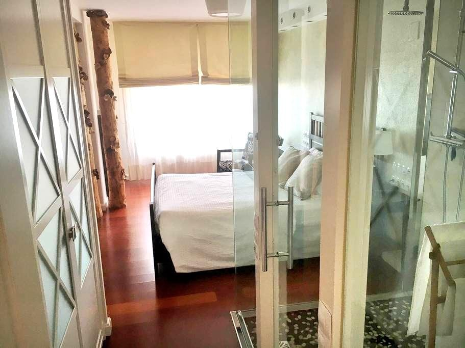 Cerca del centro, parking y wifi - Zaragoza - Apartment