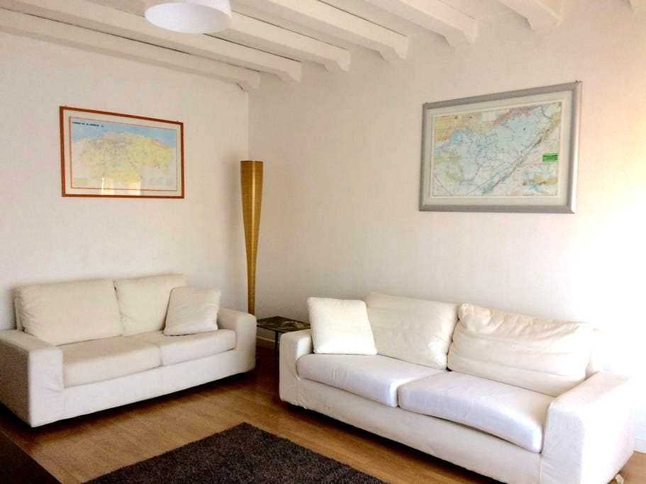 Bright and spacious apartment - Bassano del Grappa - Appartement
