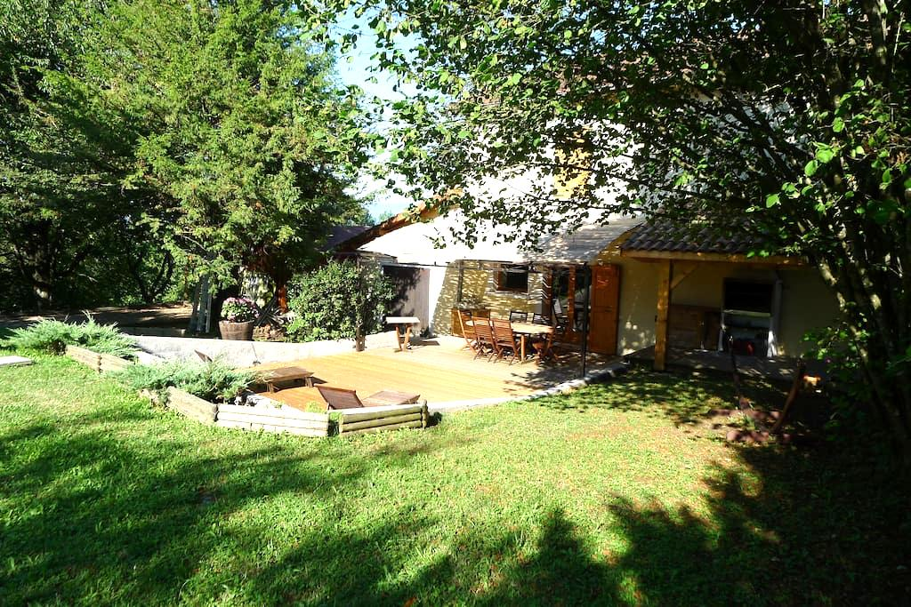 Large family house  - Charancieu - Casa