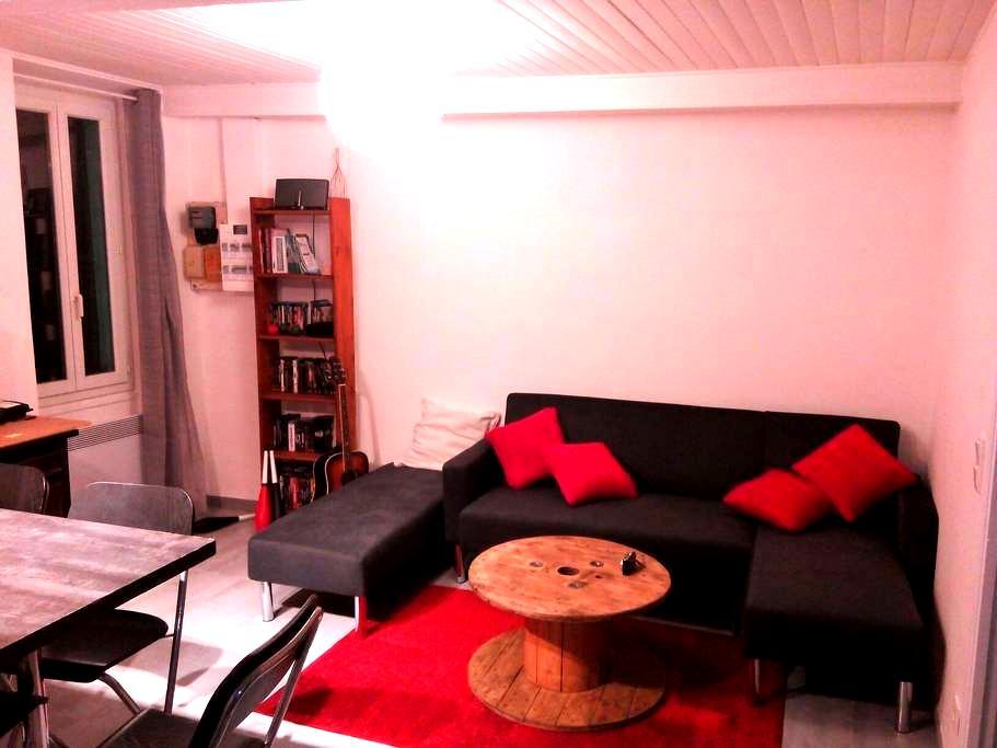 Chambre à Saint Martin Vésubie - Saint-Martin-Vésubie - Appartement