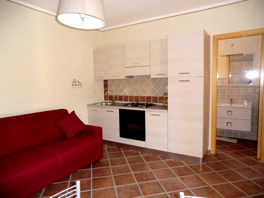 ISOLA D'ELBA - Monolocale in Villa - Capoliveri