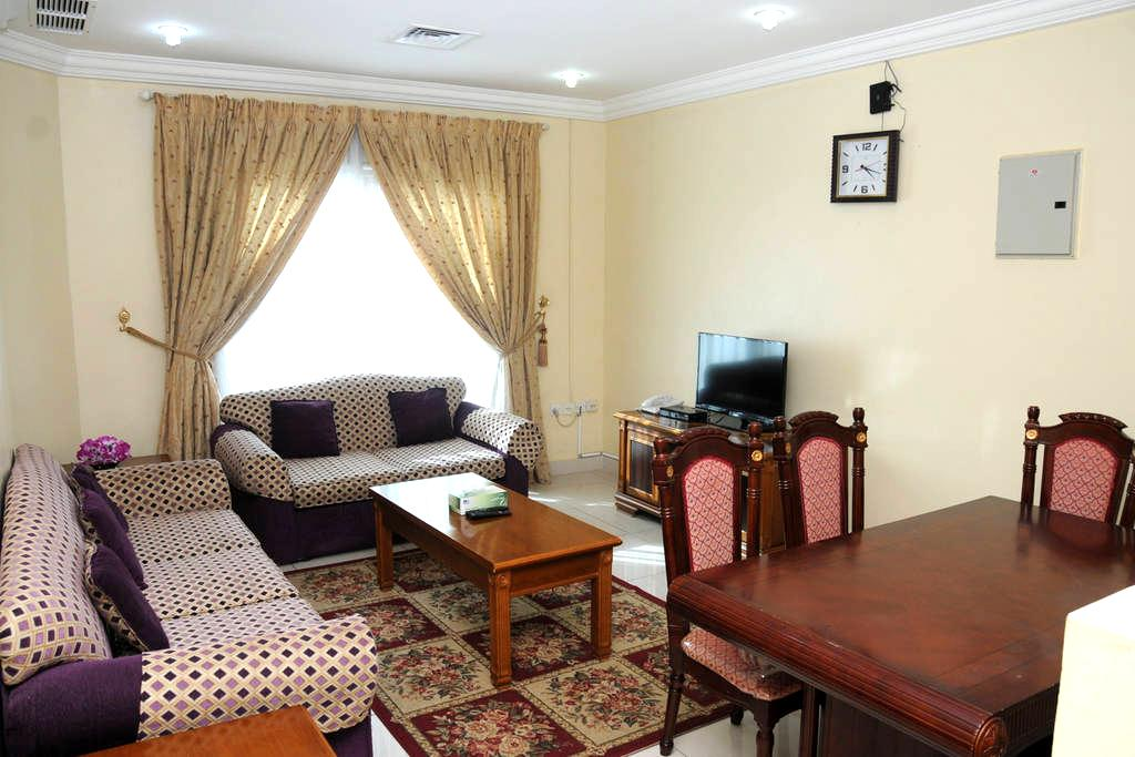 2 Bed Executive Apartment, Arinza Tower Q Suites - Salmiya - Appartement