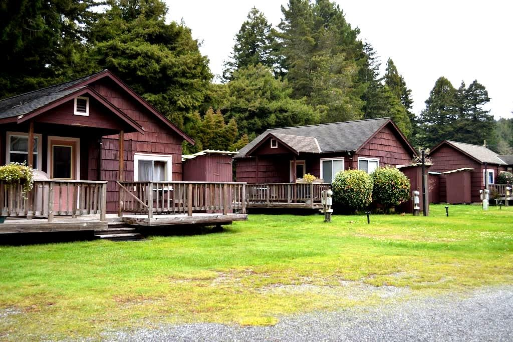 Sylvan Harbor Cabin 2 ~ 2 bedroom - Trinidad - Srub