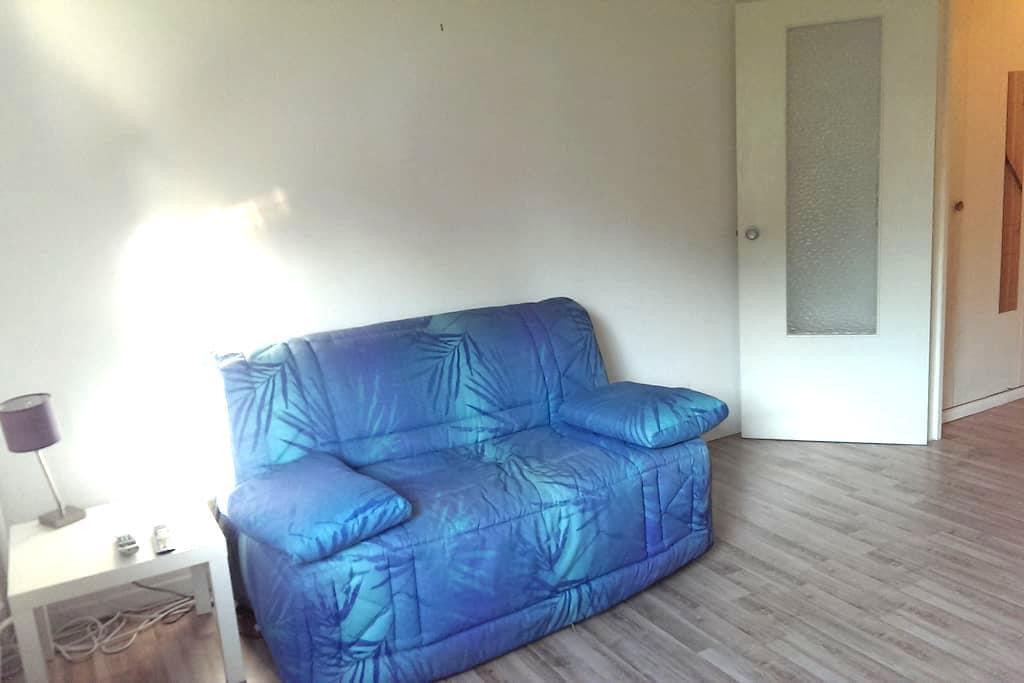 Appart 28m2 équipé/meublé Wifi  - Metz - Apartment