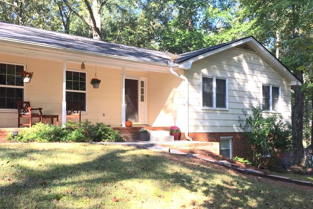 Cozy & Quiet 1 BR Basement Apartment - Winterville - Apartment