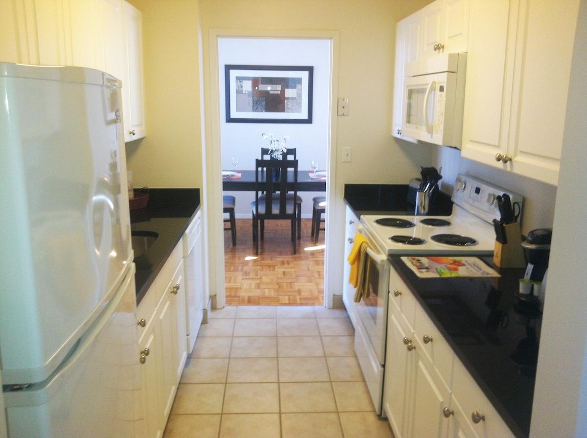 [1218]2BR Apartment in Boston