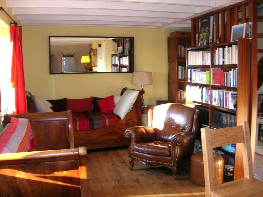 Appartement-Duplex au pied du Golfe du Morbihan - Séné - Lägenhet