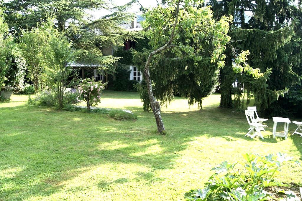 Charming house - Peyrieu - Huis
