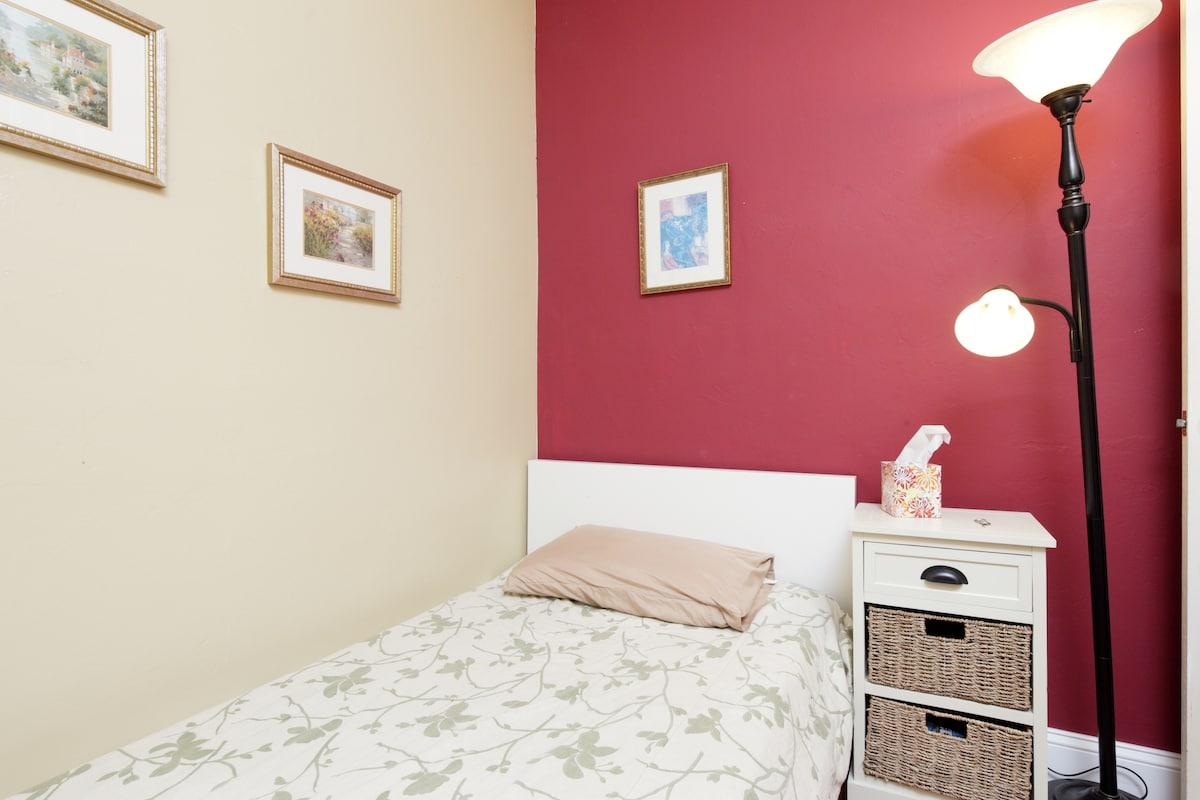 Quaint small room