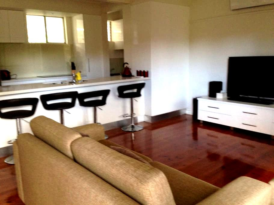 Beach meets country hide away - Wallington - Apartment