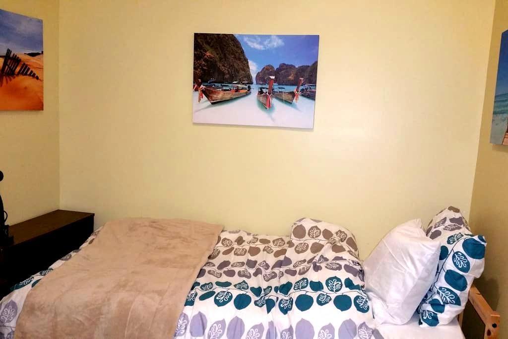 Comfortable studio w ensuite 20m from DT - Ottawa - Apartment