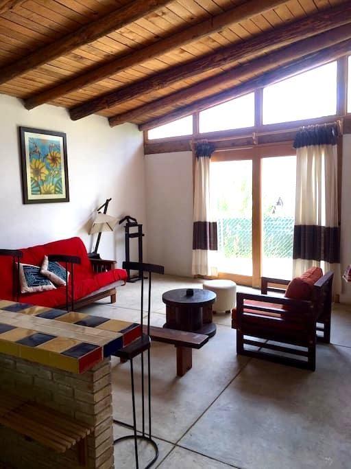 LaVista; Tranquilidad y Felicidad ! - San Andrés Huayapam  - Bungalow