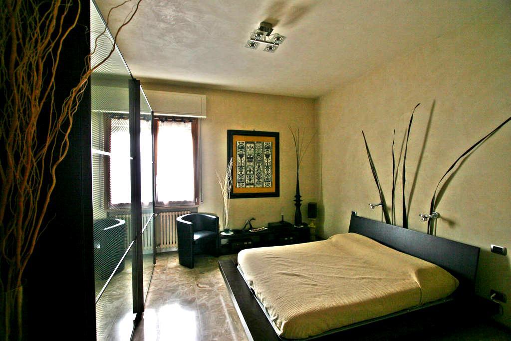 camera letto al piano terra - Isola della Scala - Otros