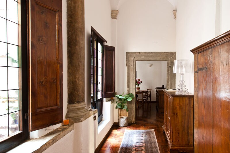 Cartari studio apartment: up to 2+2