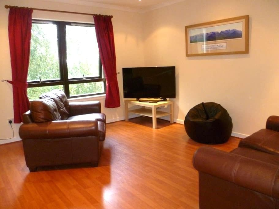 Cairngorm Apartment One, Central Aviemore - Aviemore - Leilighet