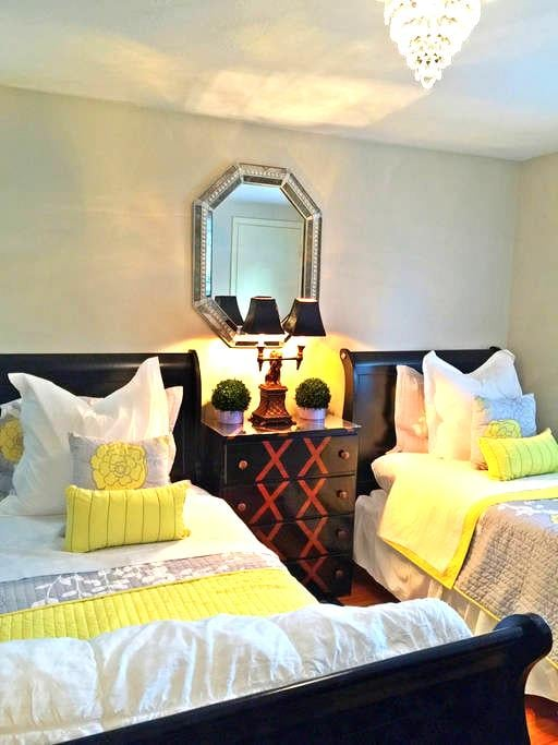 Twin Beds of comfort - Solon - House