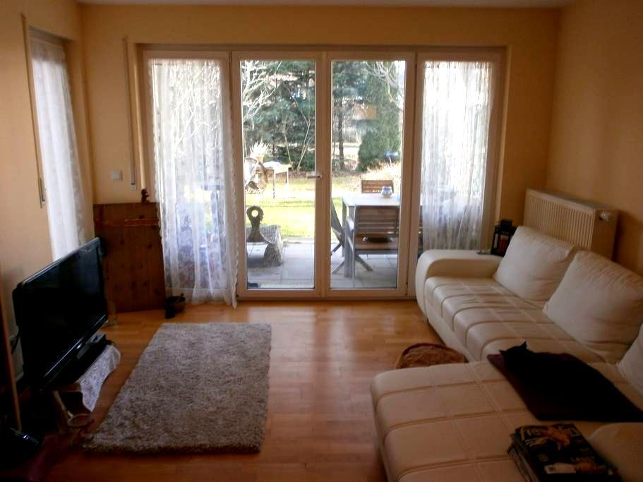 Wohnung mit romantischem Garten - Kirchzarten - Flat