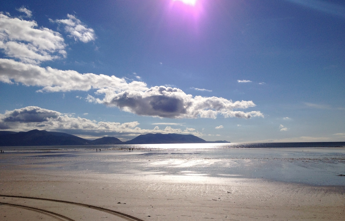 Inch Beach- 25 mins from House