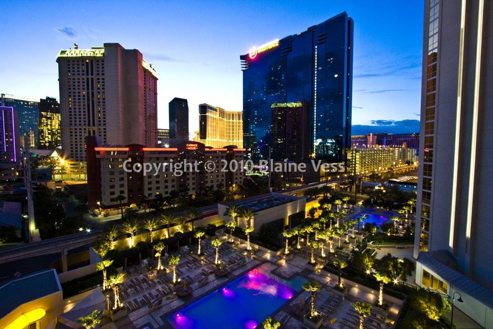 Balcony Strip View