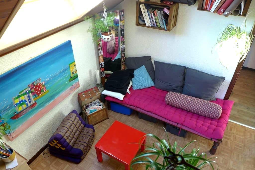 Appartement cocoon alpe d 'huez - alpe d'Huez - Leilighet