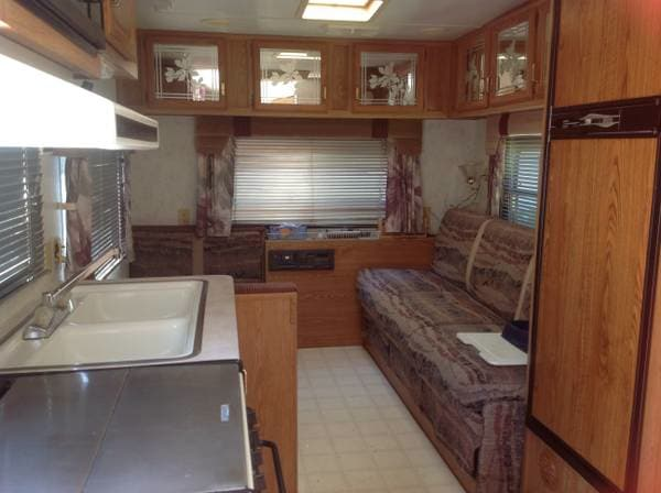 Terry 19ft 5th Wheel Camper