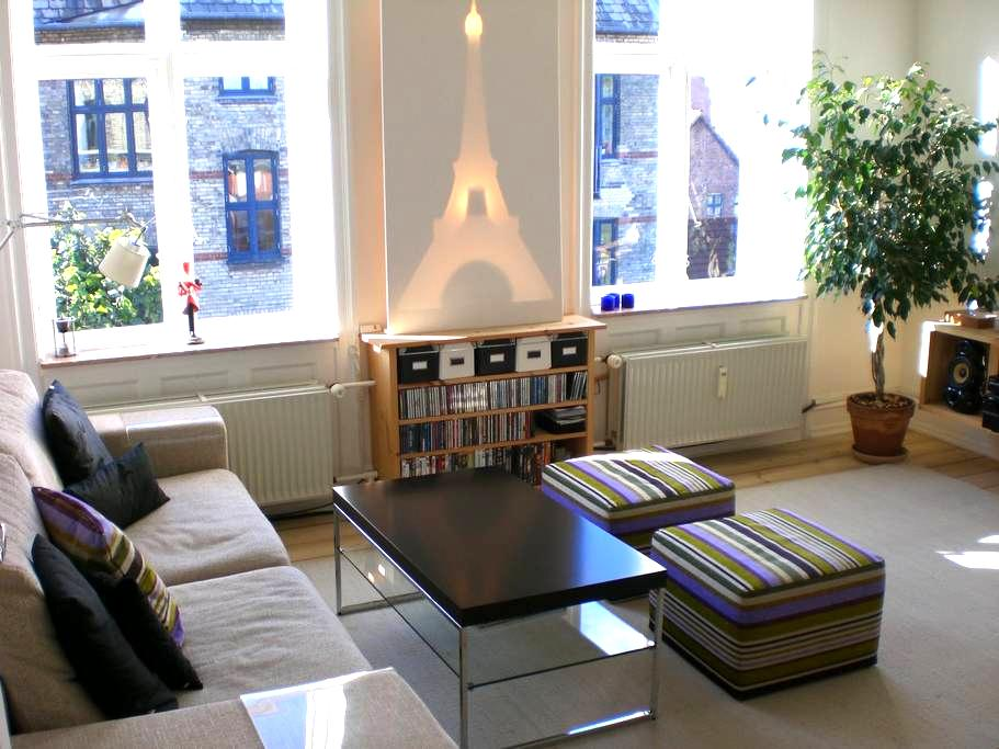 Cosy and comfy apartment in CPH French district - Frederiksberg - Apartment