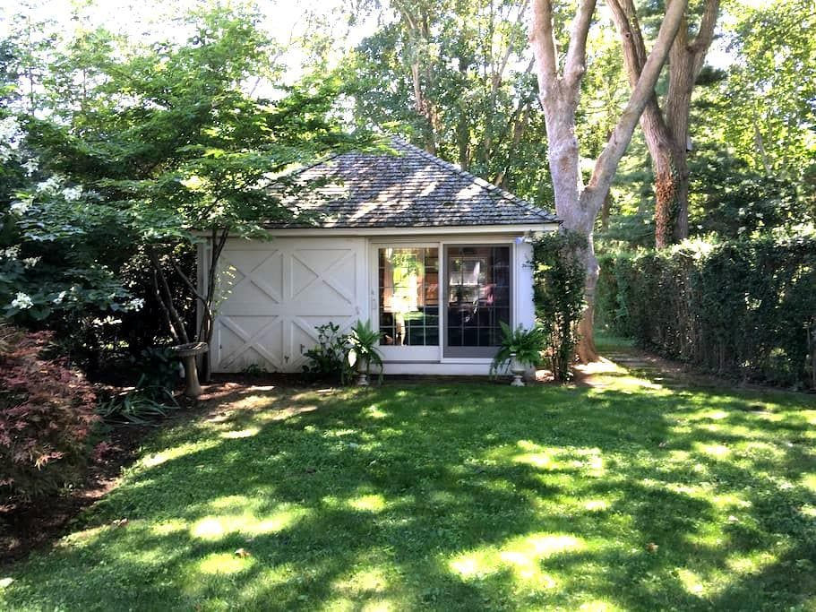 Bridgehampton Adorable cottage SOH - 布里奇漢普頓(Bridgehampton) - 其它
