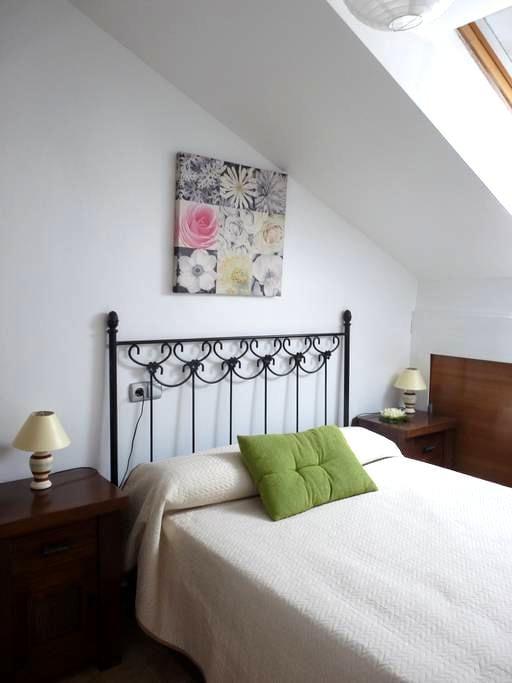 PRECIOSO  Y NUEVO AHUARDILLADO  EN BAEZA - Baeza - Apartment