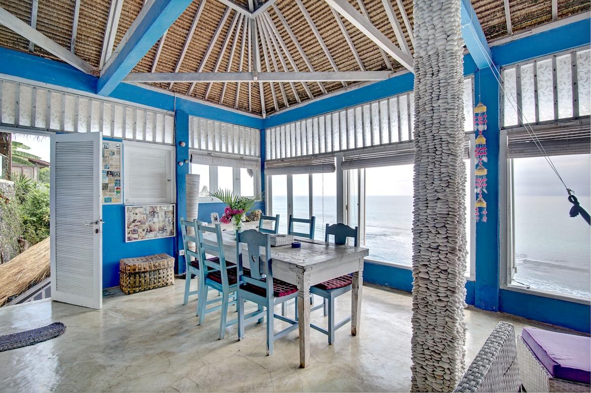 Cozy Beach house in Bingin, Bali